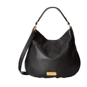 Marc Jacobs Black Leather Shoulder bag (used)